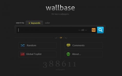 wallbase Home