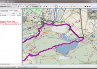 Garmin MapSource mit OpenMTB Karte