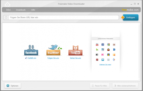 Freemake Downloader