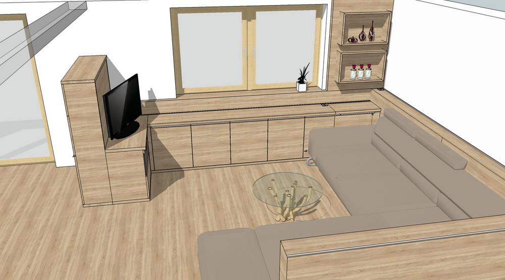 sketchup 2016 die ersten schritte mit dem kostenlosen 3d zeichenprogramm m. Black Bedroom Furniture Sets. Home Design Ideas