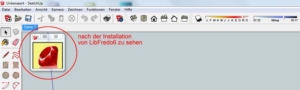 Wie SketchUp Plugins installieren? - Mächeler de